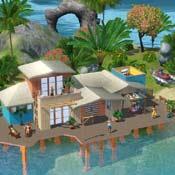 Игра Симс 3: Райские острова