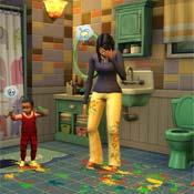 Игра Симс 4 Неопытные родители
