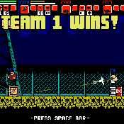Игра Супер бойцы: Потасовки с оружием