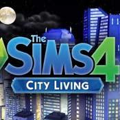 Игра The Sims 4 City living