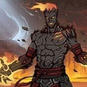 Игра Бой с тенью: Несокрушимый Вулкан