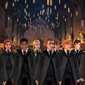 Игра Гарри Поттер: Хогвартс мистери