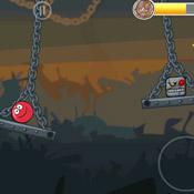 Игра Красный шар: Отправляемся в подземелье