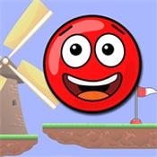 Игра Красный шар: Приключения попрыгунчика