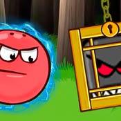 Игра Маленький красный шар