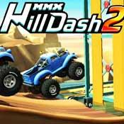 Игра MMX Hill Dash 2