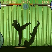 Игра Shadow Fight