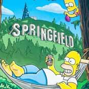 Игра Симпсоны Спрингфилд