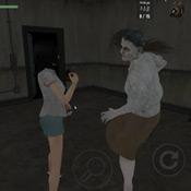 Игра Страшная бабка
