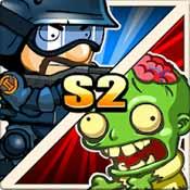 Игра Сват против зомби 2