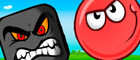 Скрин игр Красный шар
