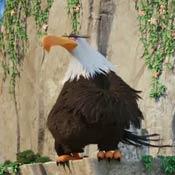 Игра Энгри бердз: Могучий орел