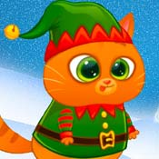 Игра Говорящий котик Бубу