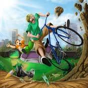 Игра Хэппи вилс: Экстрим на колесах