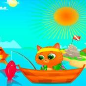 Игра Каникулы котика Бубу