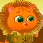 Игра Котик Бубу: Примерка