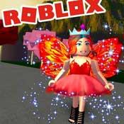 Игра Роблокс Школа принцесс фей и русалок