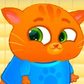 Игра Рыжий котик Бубу