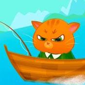 Игра Суровый котик Бубу