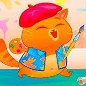 Игра Виртуальный котик Бубу