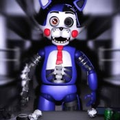 Игра FNAF 7 Ultimate Custom Night