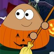 Игра Поу: Вечеринка на Хэллоуин