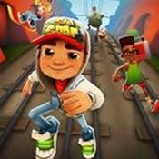 Игра Сабвей Серф: Бегать по поездам
