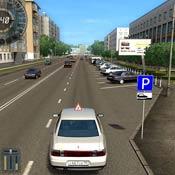 Игра Симулятор автомобиля