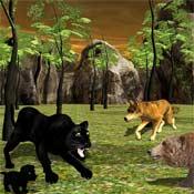 Игра Симулятор пантеры