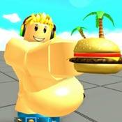 Игра Симулятор толстяка
