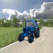 Игра Симулятор трактора