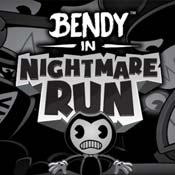 Игра Bendy in Nightmare Run