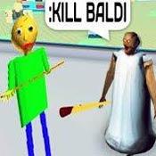 Игра Гренни против Балди
