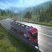 Игра Truck Simulator PRO Europe