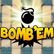 Игра Бомберы на 2