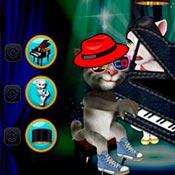 Игра Анджела и Том: Вечер с пианино