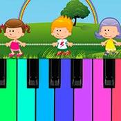 Игра Детское пианино