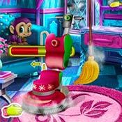 Игра Дом: Веселая уборка