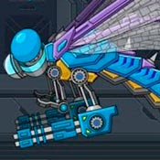 Игра Механическая стрекоза