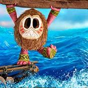 Игра Моана против пиратов