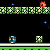 Игра Побег из центра роботов