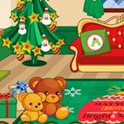 Игра Подготовь дом к Рождеству