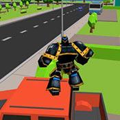 Игра Робот: Бродилки по городу