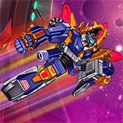 Игра Роботы: Бой в космосе