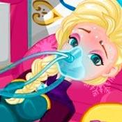 скрин игры Доктор реанимирует принцессу