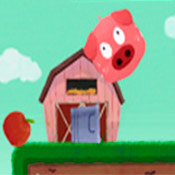 скрин игры Ферма: Везучий поросенок