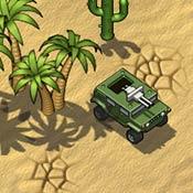 Игра Машинки в Сахаре