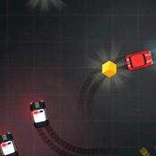 Игра Опасный дрифт с полицейскими