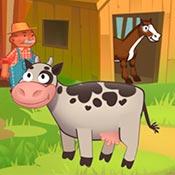 скрин игры Прогулка по ферме