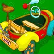 скрин игры Смешарики: Пин-код